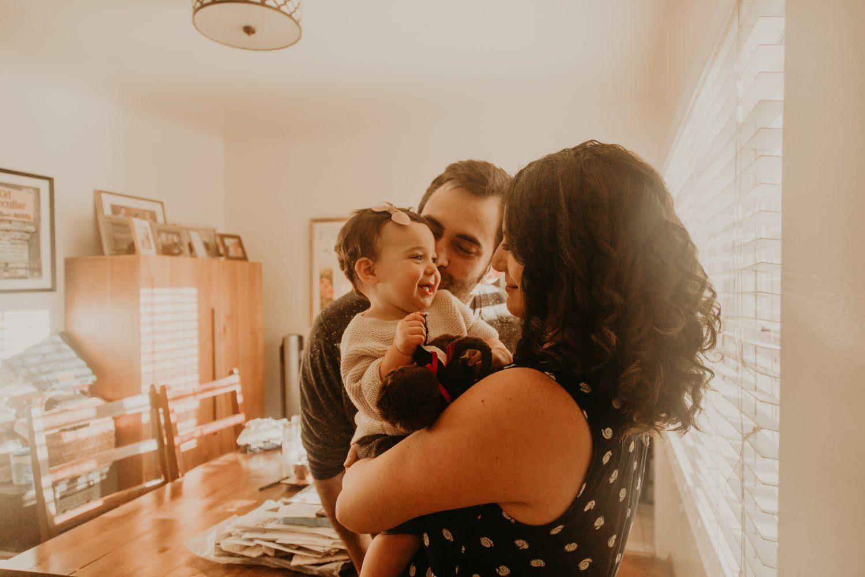 Family portrait, photo by Fatima Elreda Photo