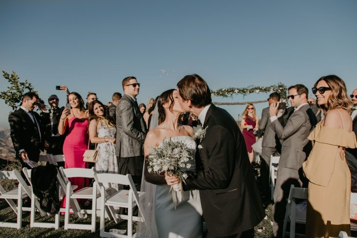 Saddlerock Ranch Wedding by Fatima Elreda Photo