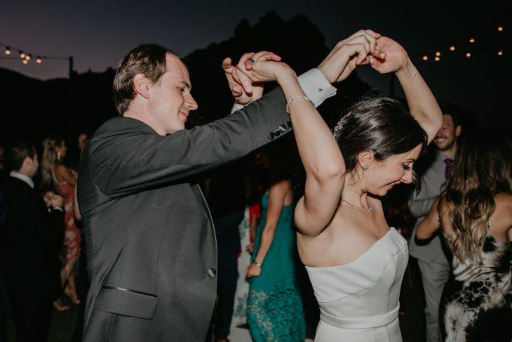Saddlerock Ranch Wedding by Fatima Elreda Photo