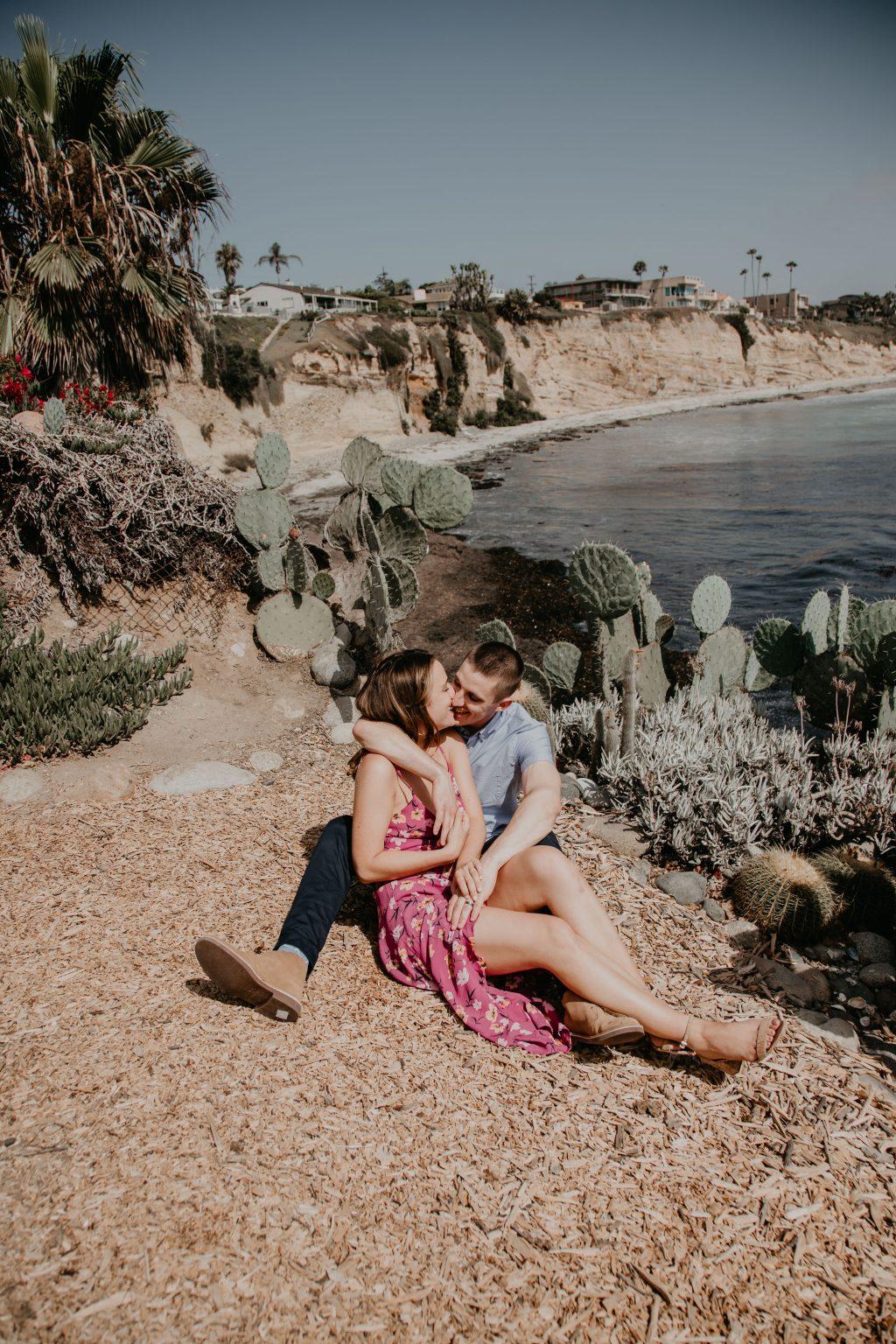 San Diego Couple Session, image by Fatima Elreda Photo