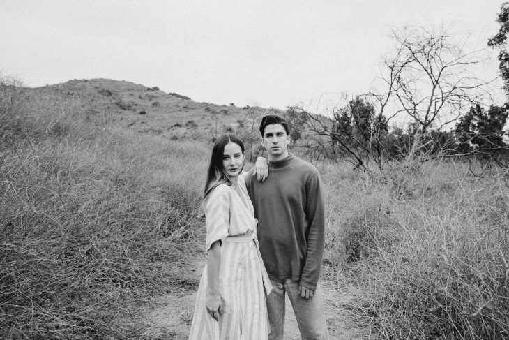 Santiago Oaks Regional Park Couple Session, image by Fatima Elreda Photo